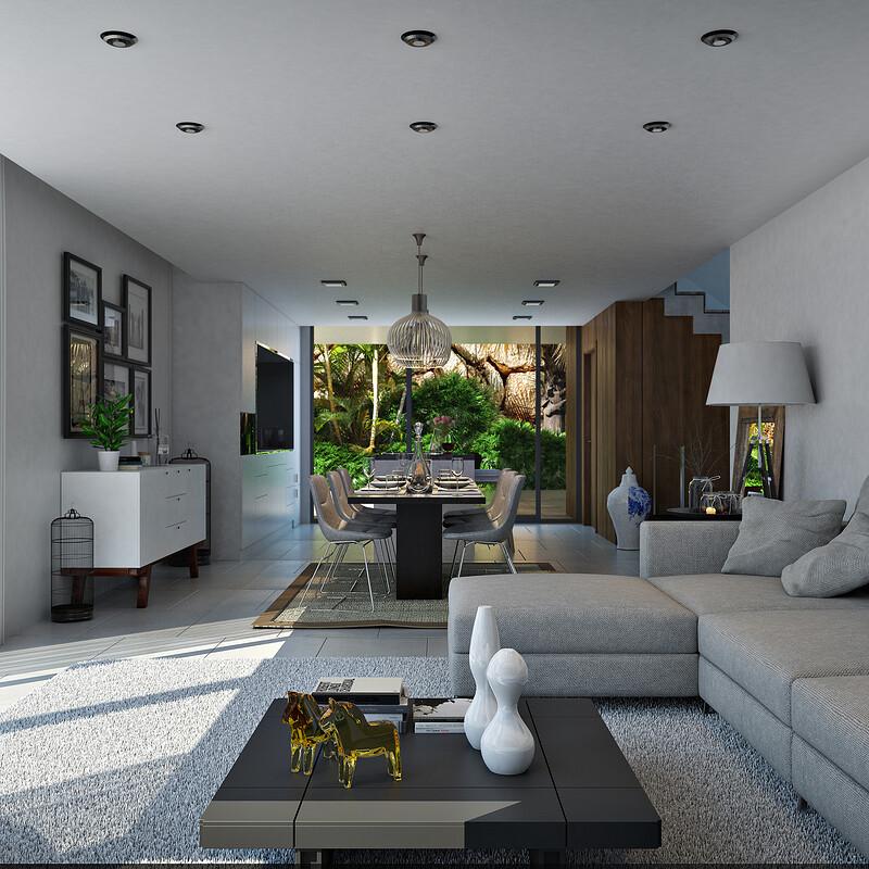 3D FINESTRAT HOUSE INTERIOR01