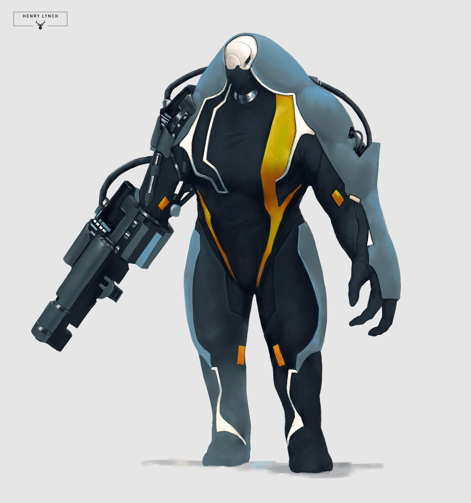 March of Robots 2020 - Design #1