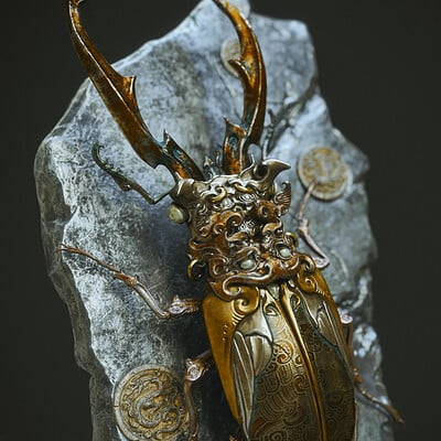 Zhelong xu 3d insects12