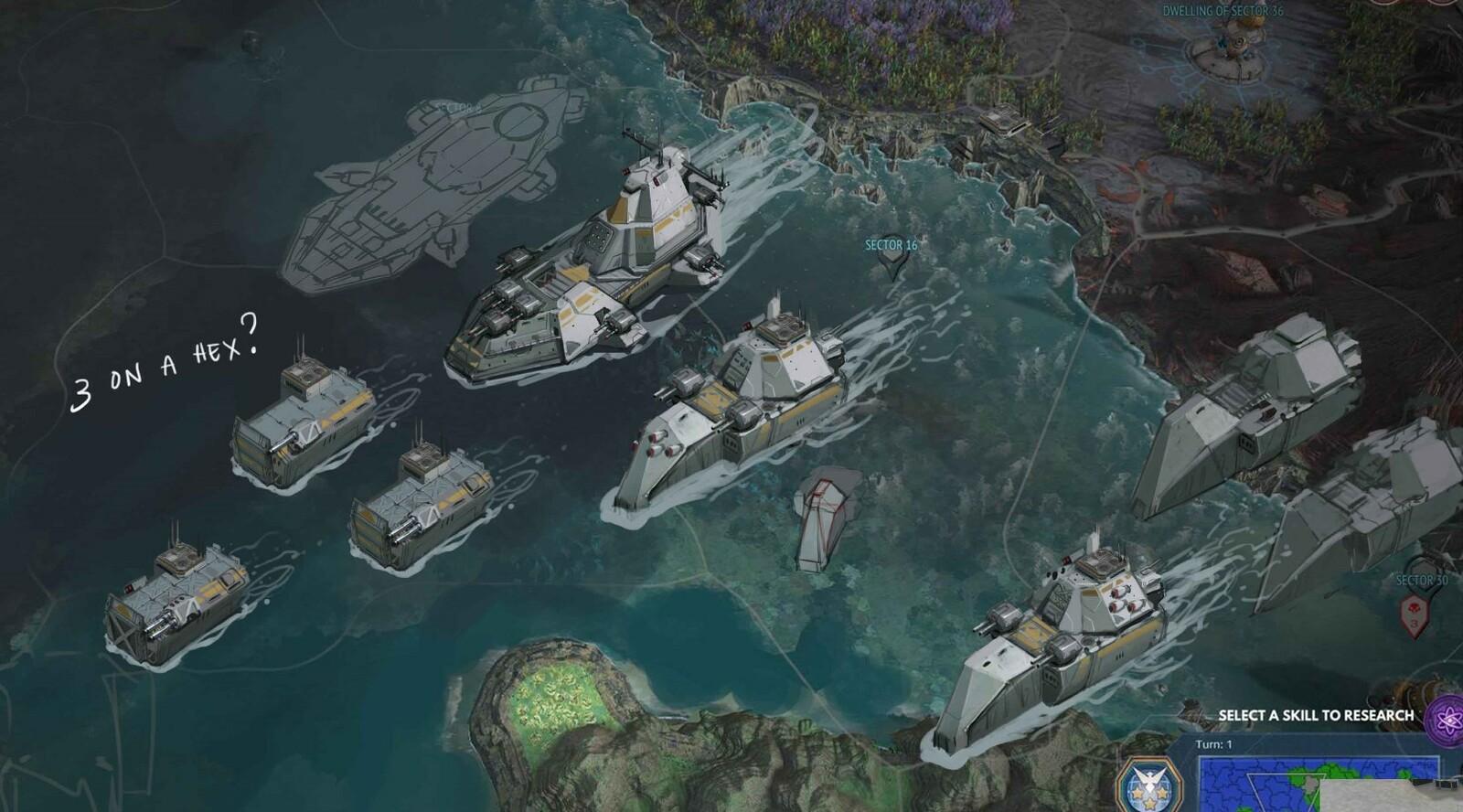Vanguard - Ship