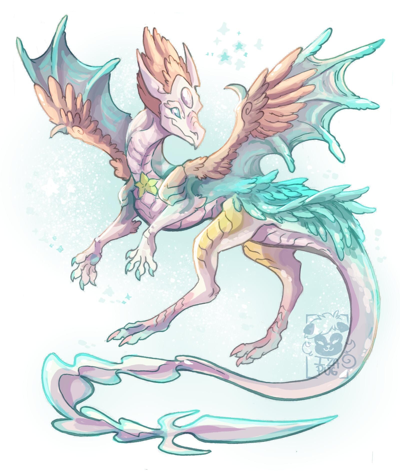 Dragon Pearl Characters