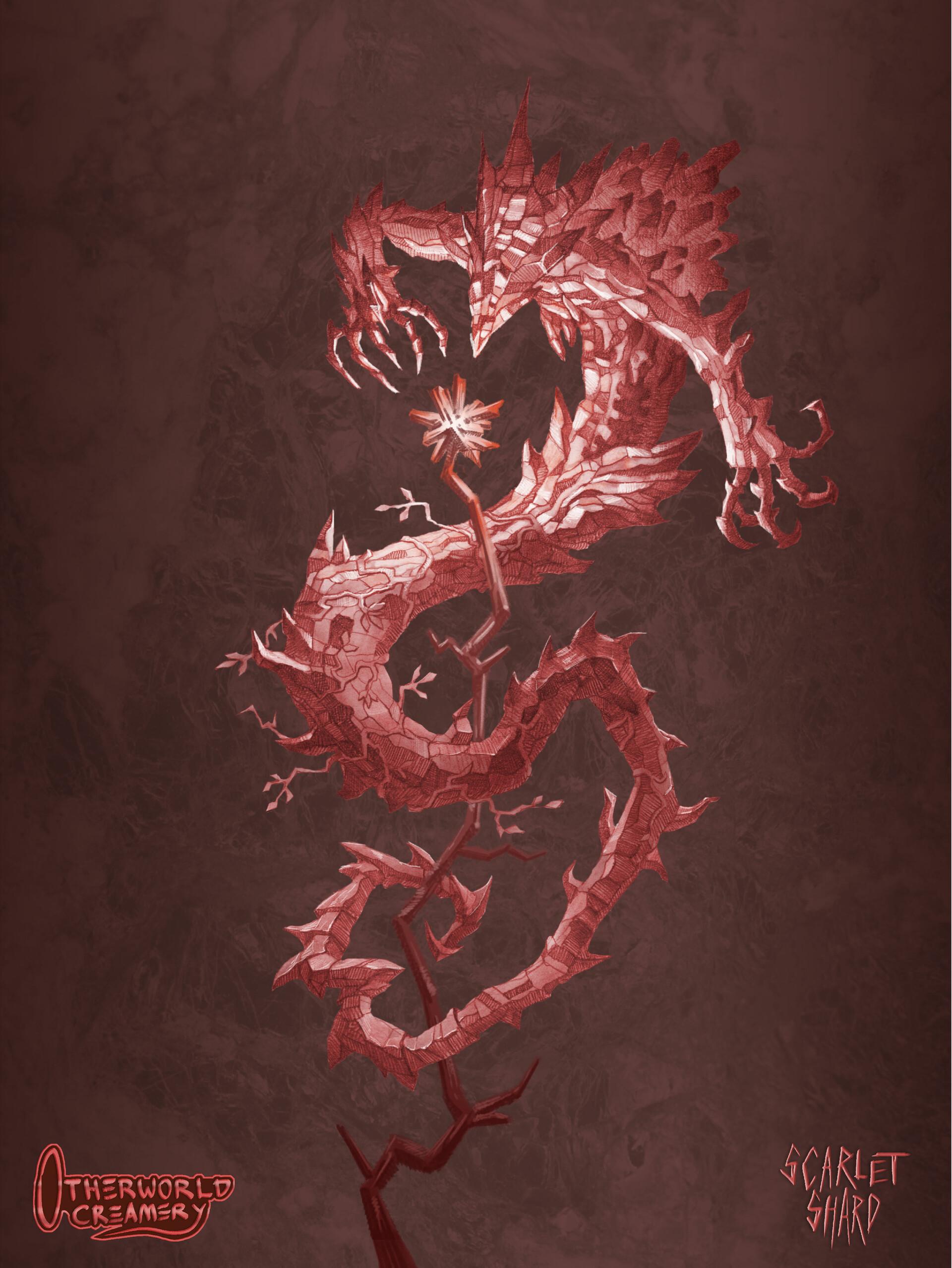 Scarlet Shard