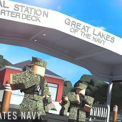 United States Army Base Fort Jackson Roblox Artstation Vytex Bros