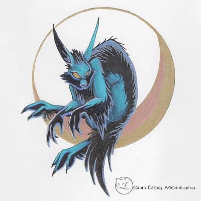 Julian weiler wild rabbit moon