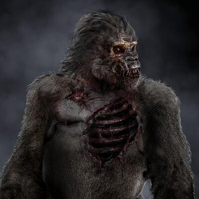 Adam milicevic gorilla design