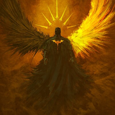 Anato finnstark between light and darkness batman by anatofinnstark dd05nkl fullview