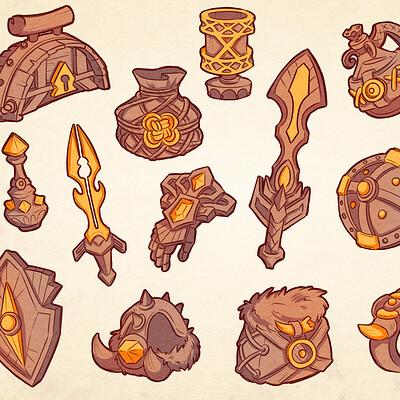 Oixxo art sketching vikings0