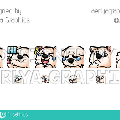 Aerlya graphics sample emotes insathius