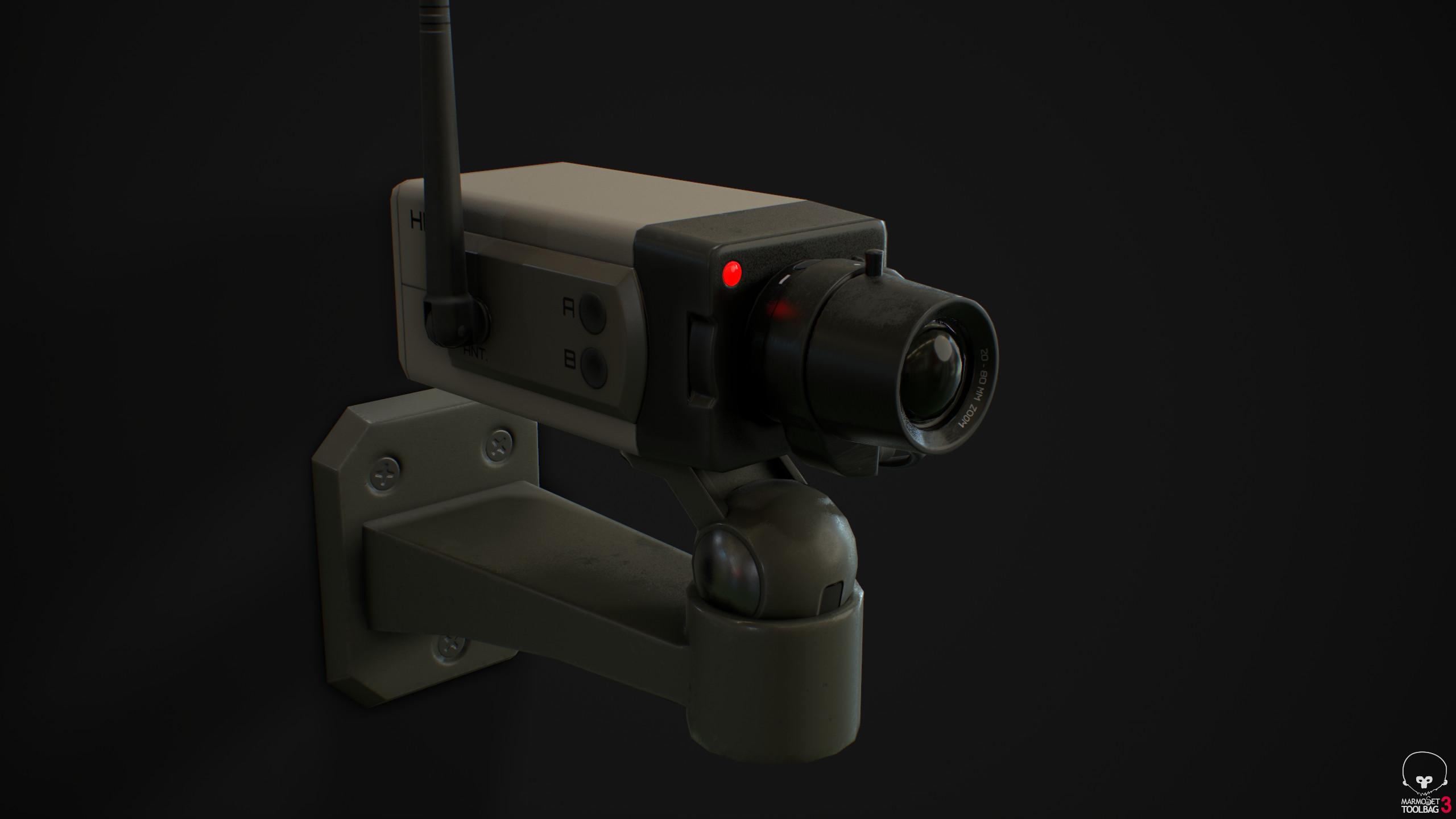 Camera A - Right