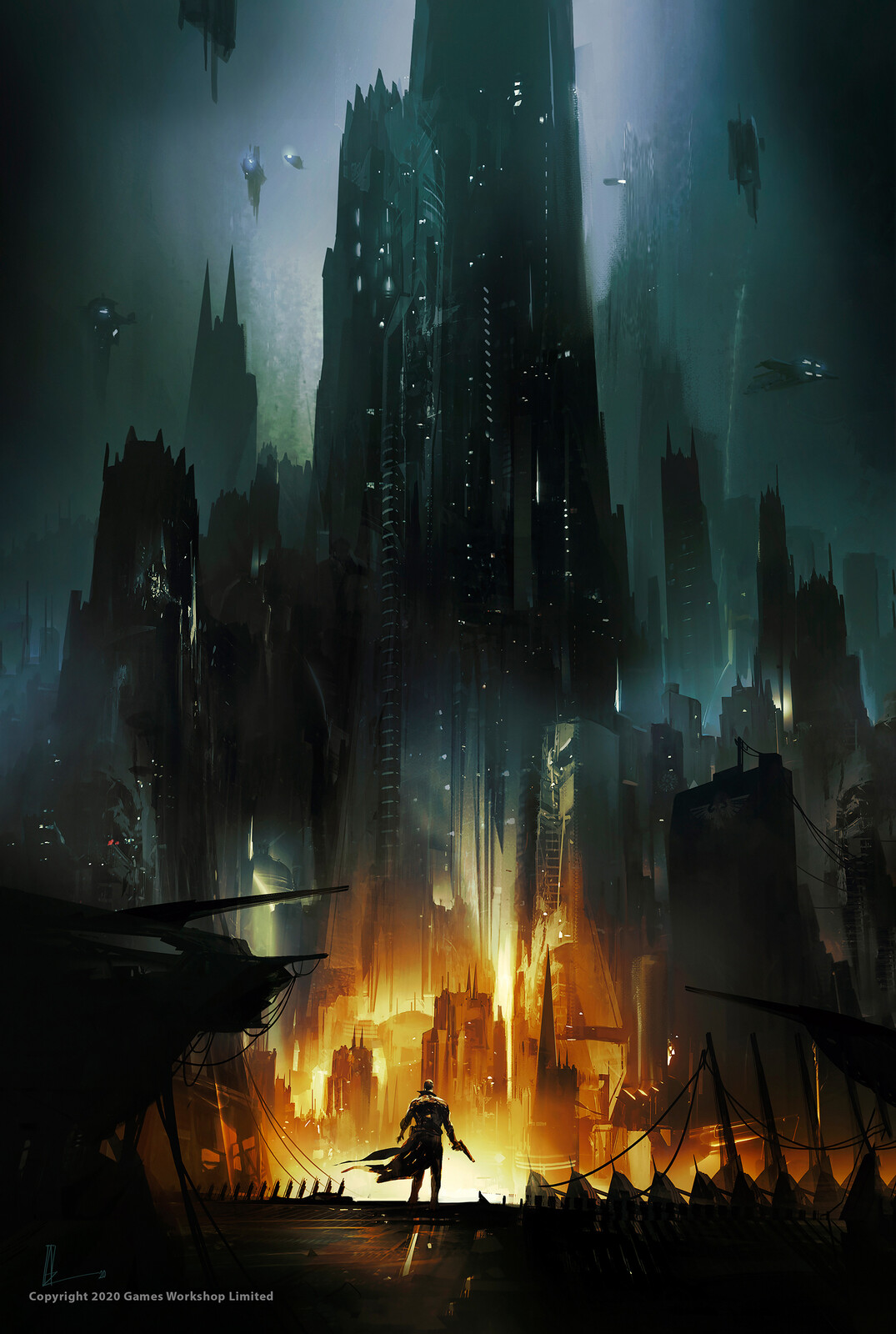 WARHAMMER 40,000 / BLOODLINES : Book Cover