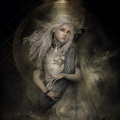 Ravven dhu mystic ravven