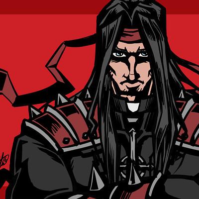 Android priest brotherdio