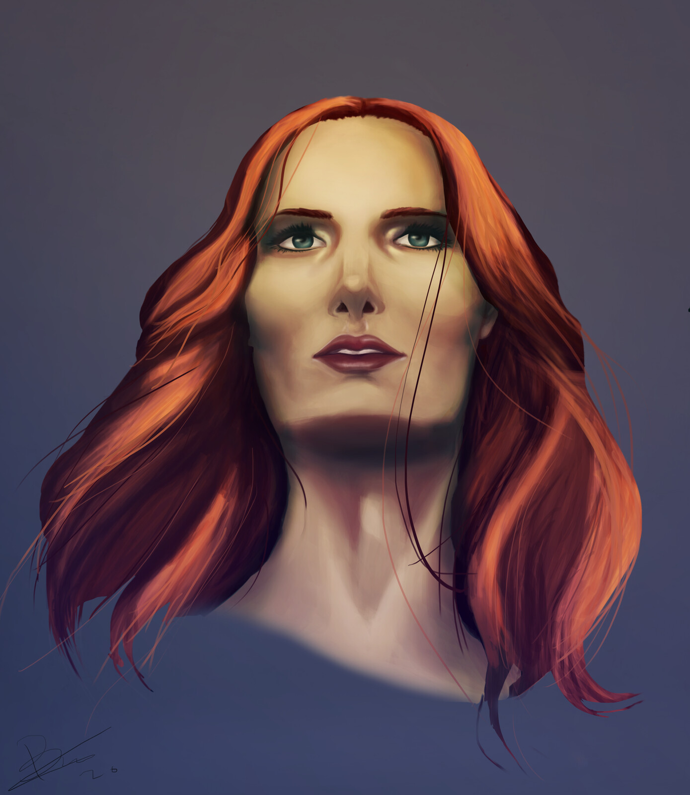 Portrait Simone Simons
