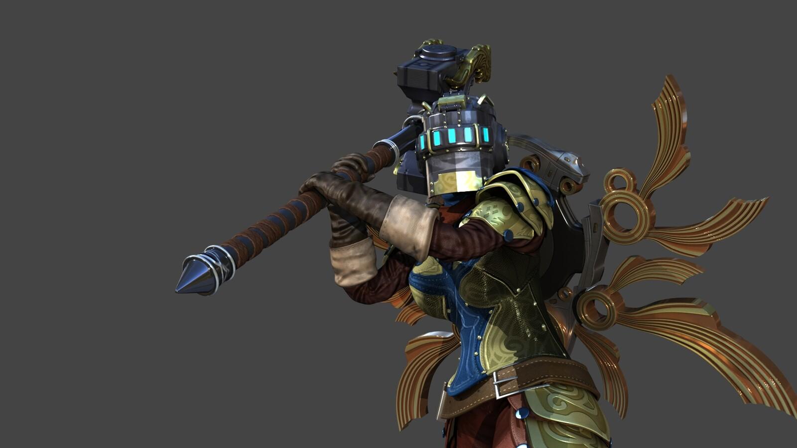 Guild Wars 2 Scrapper