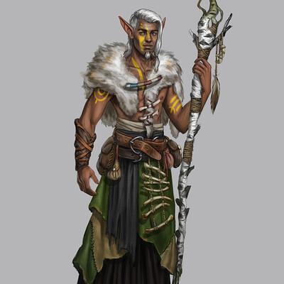 Daniel dimitrov forest druid elf final daniel dimitrov