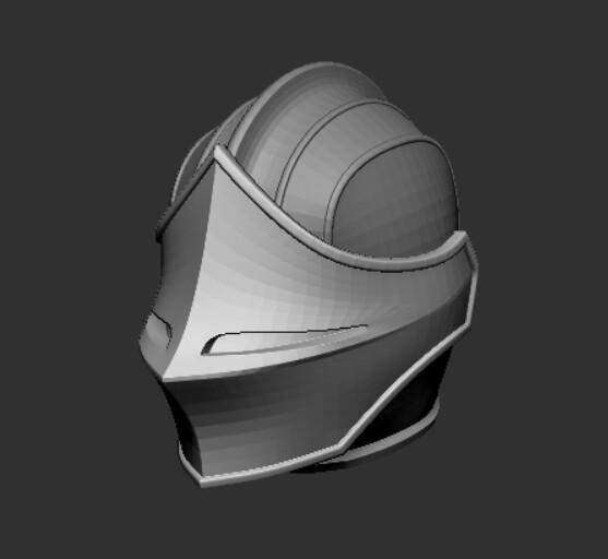 Helmet WIP