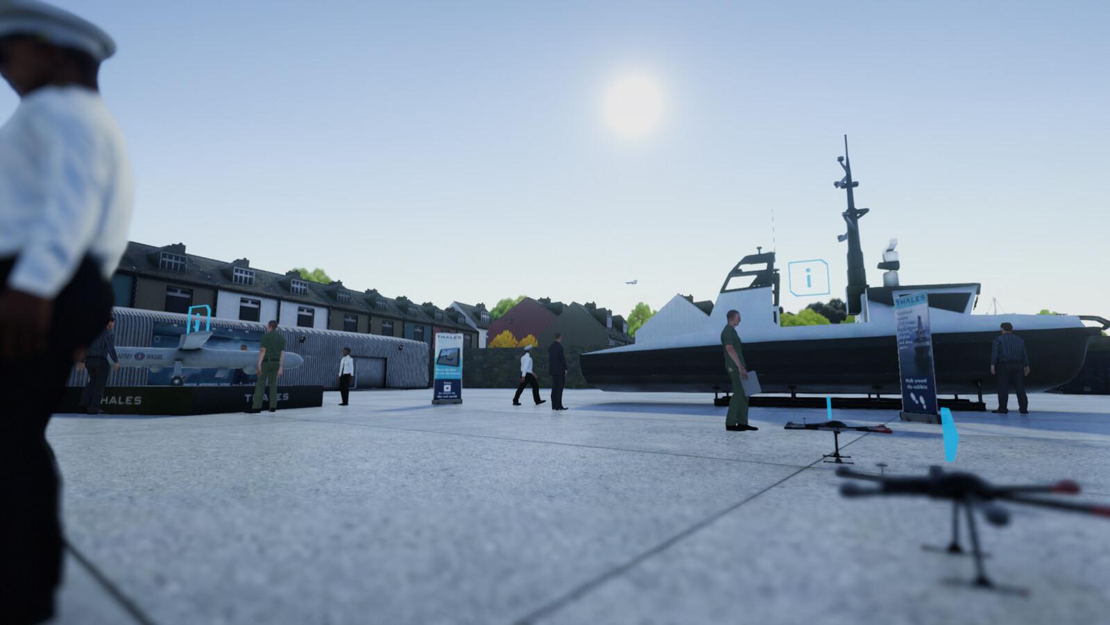 Autonomous vessels & Drones