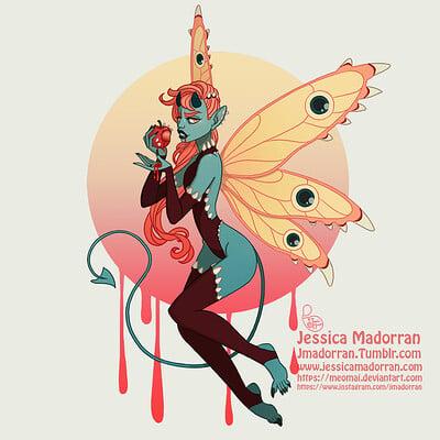 Jessica madorran character design dtiys jmadorran 2020 artstation