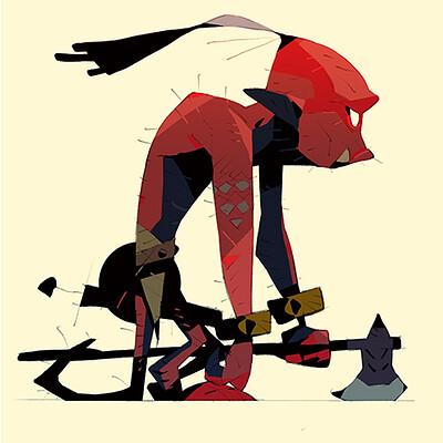 Satoshi matsuura 2020 03 08 red goblin s