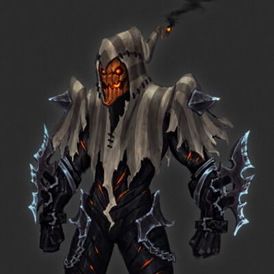 Sir pigeonz przemyslaw golab 5 halloween armor