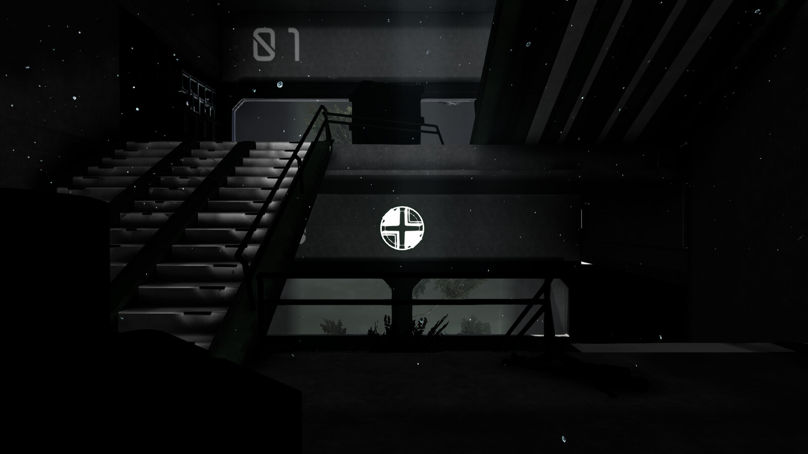 First floor - Staircase
