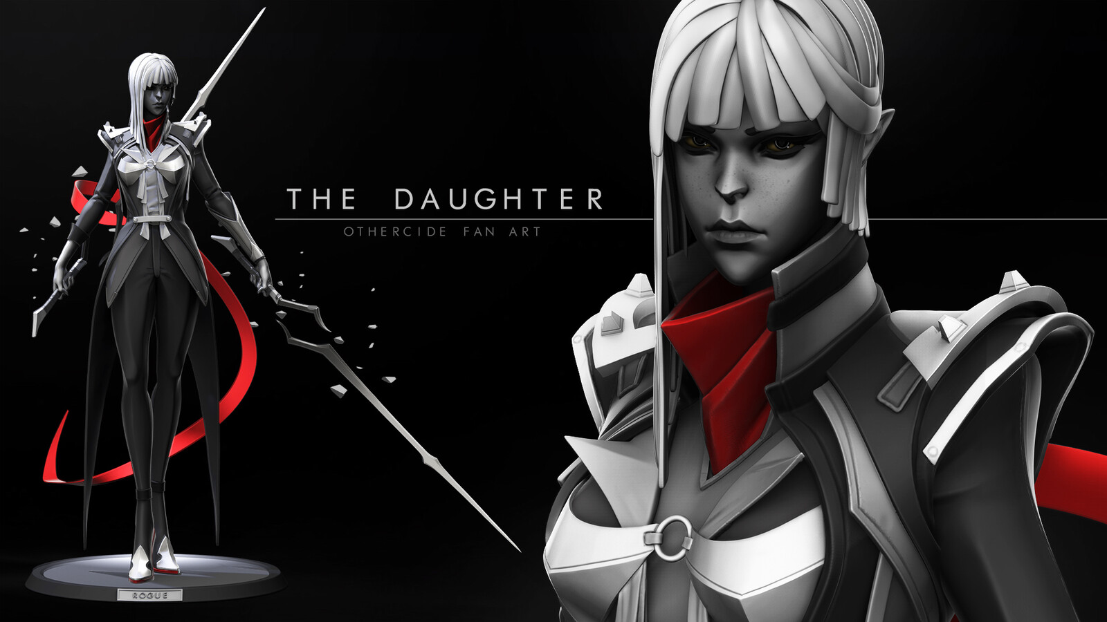 - THE DAUGHTER -