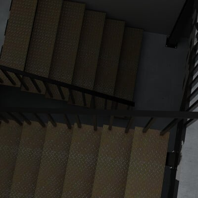 Jonathan fournier roomassembly stairs 01