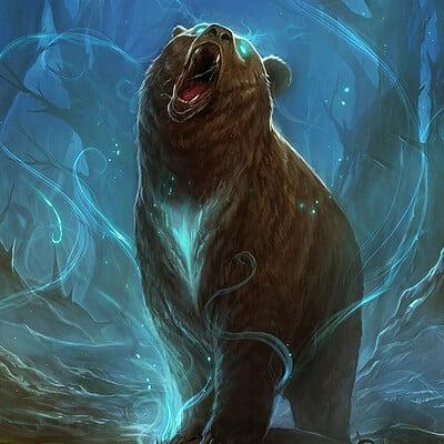 Rogier van de beek bear token2m