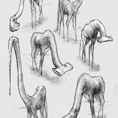 Tiziana federica ruiu creature design
