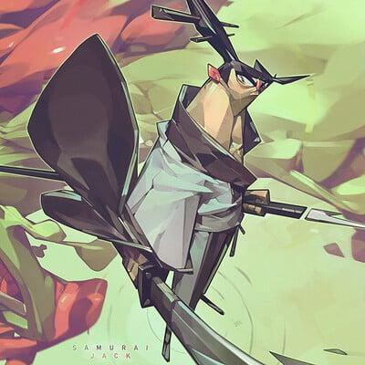 Tan zhi hui samuraijack24
