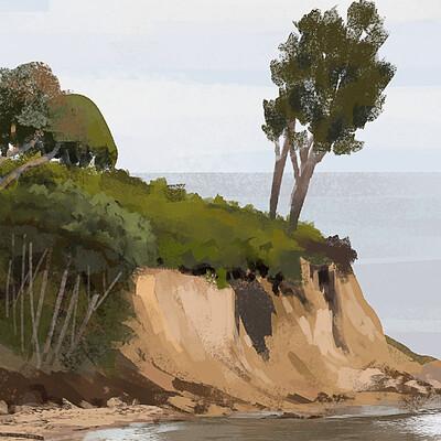 Taha yeasin day 152 landscape study4