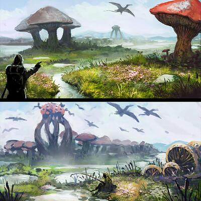 Attila gerenyi mushroom demo 03