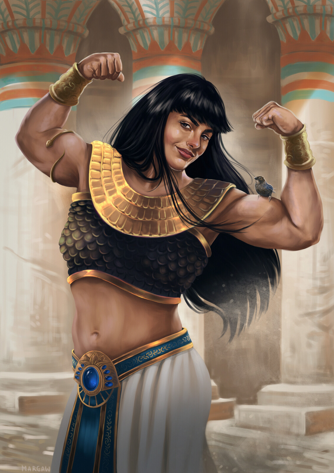 Neith-Khered, Child of the Goddess