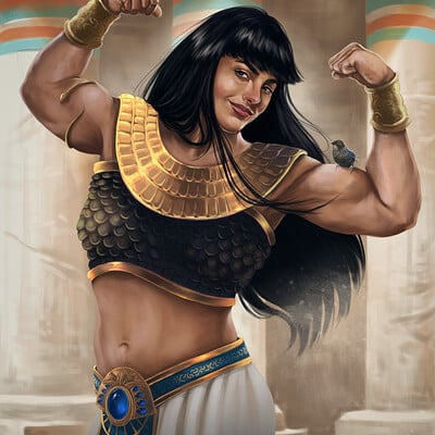Neith-Khered, Child of the Goddess
