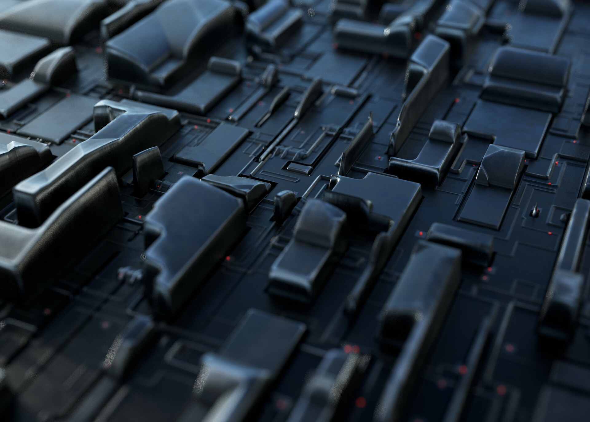 Close Up (iRay in Substance Designer)