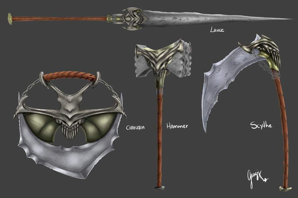[Image: graziele-mendonca-weapons-of-chaos-by-gr...1584212770]