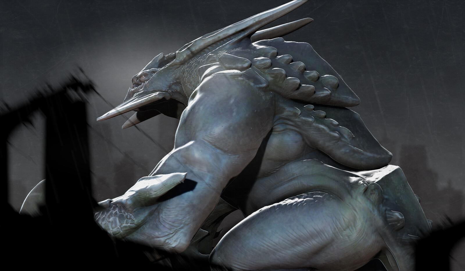 Kaiju#01