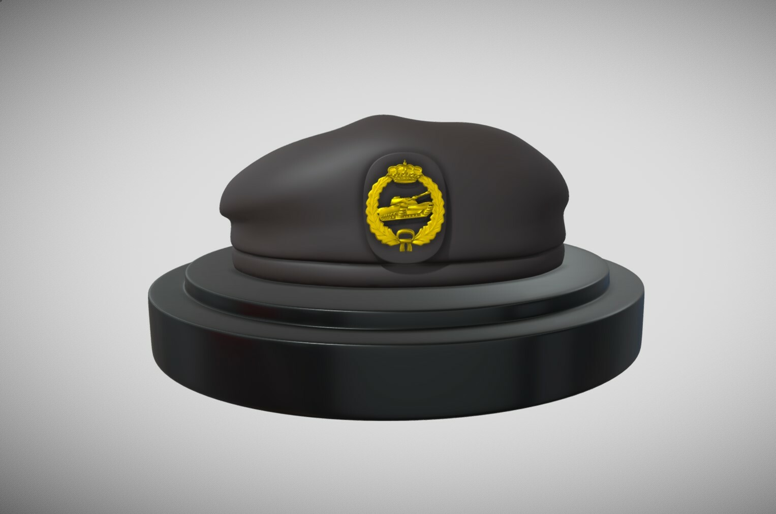Front Army beret