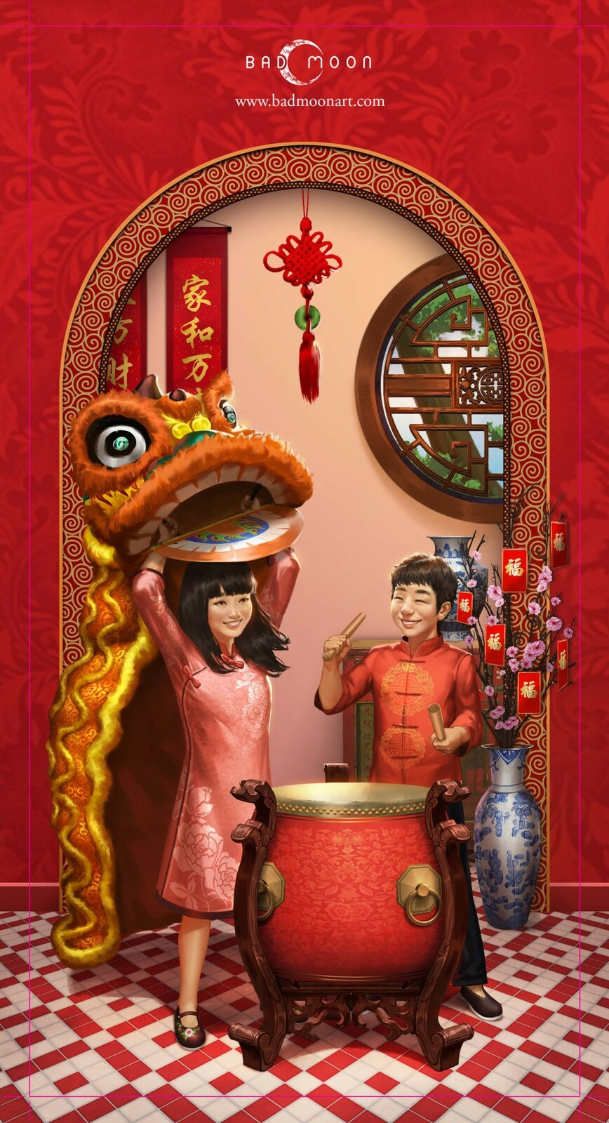 Lunar New Year Red Packet
