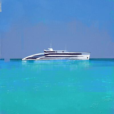 Sergey orlov boat