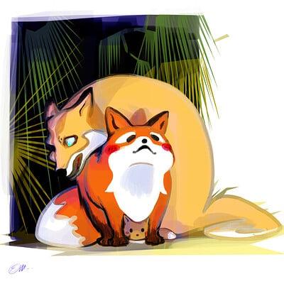 Elisa moriconi foxes