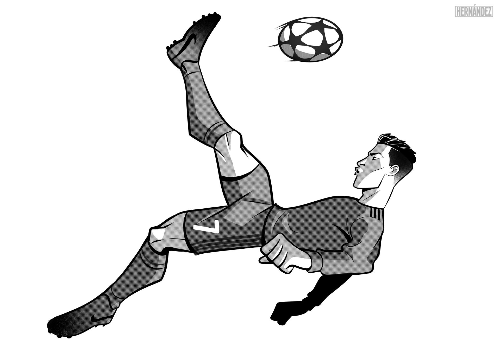 7 Cristiano Ronaldo