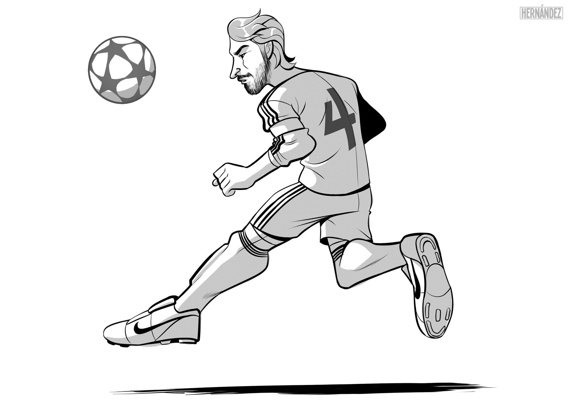 4 Sergio Ramos