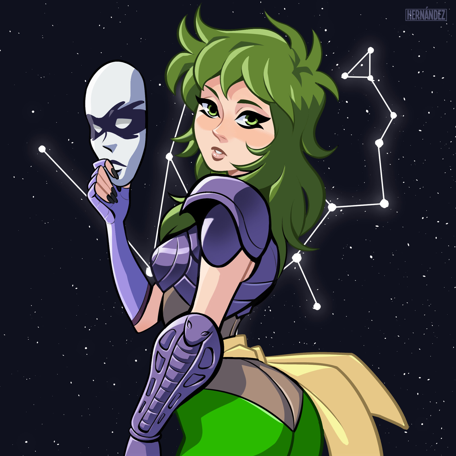 Ophiucus Shaina