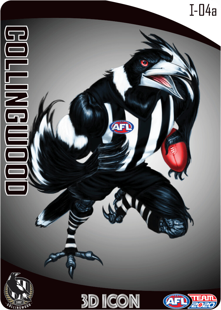 Collingwood Magpie