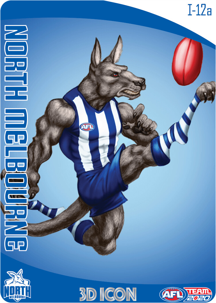North Melbourne Kangaroo