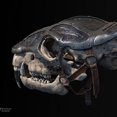 Wieslaw budzik wieslaw budzik skull 13