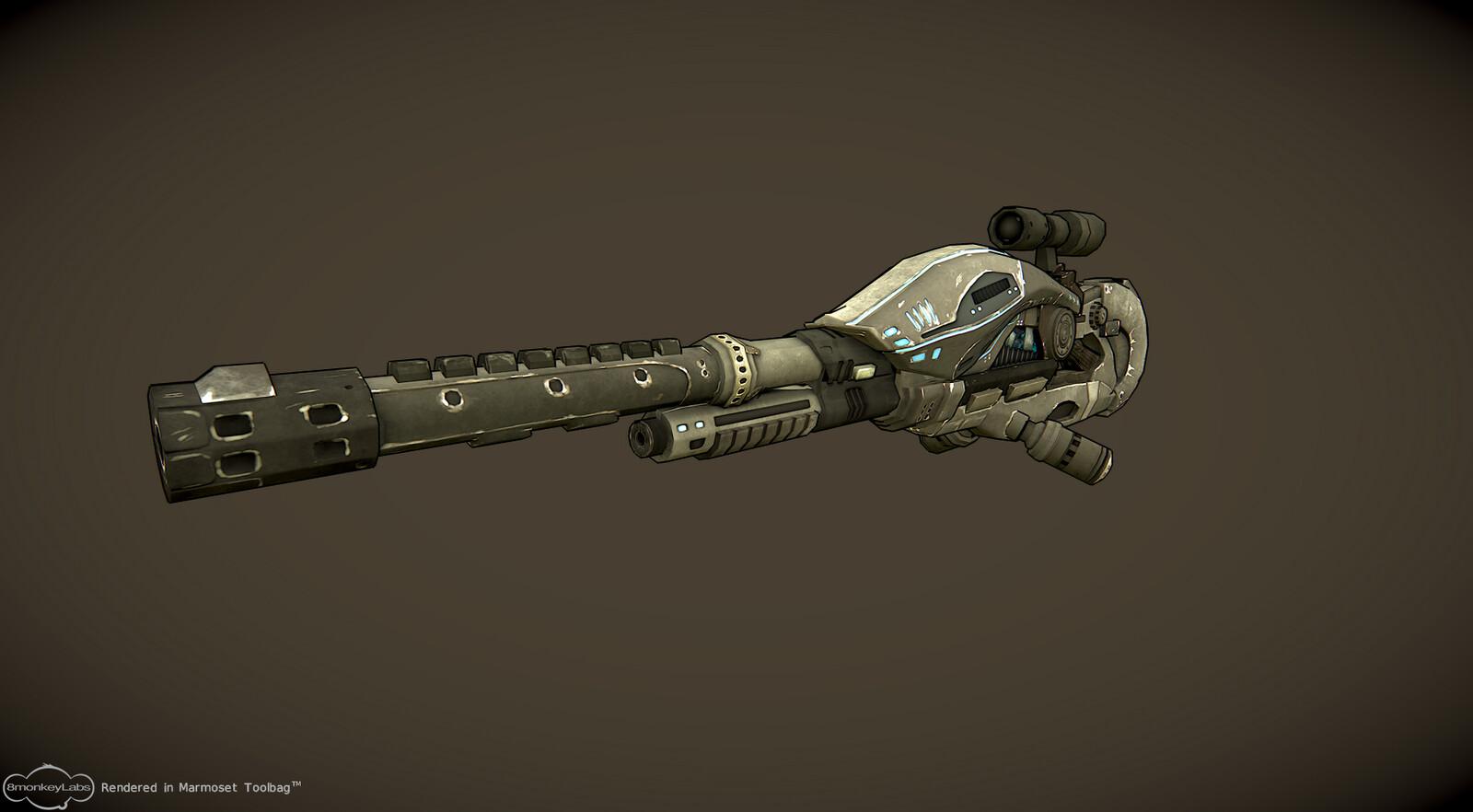 It's a gun! 2011