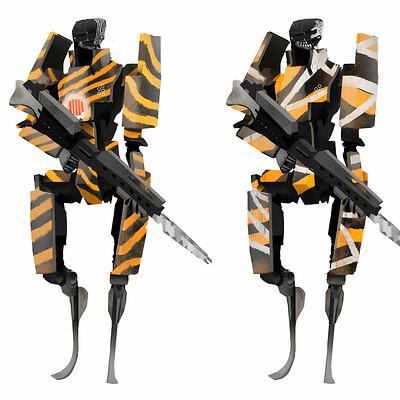 Clement mona droid soldier 02