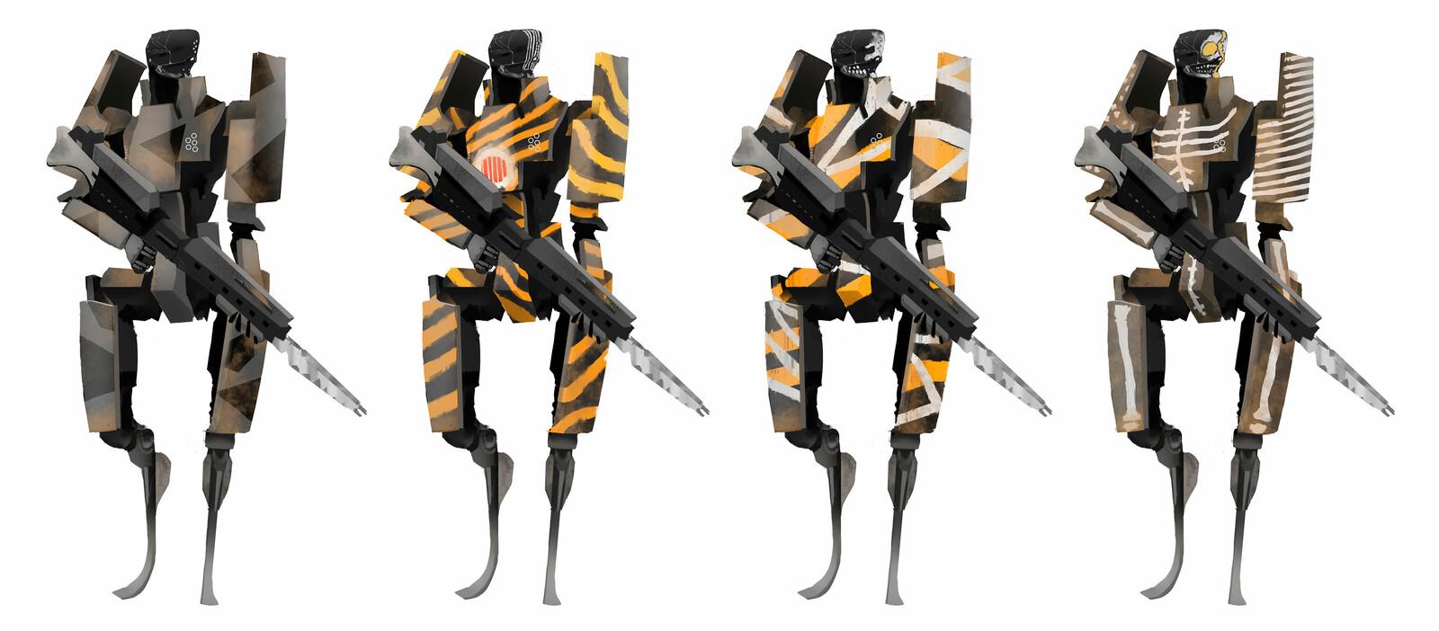 Guard Droids